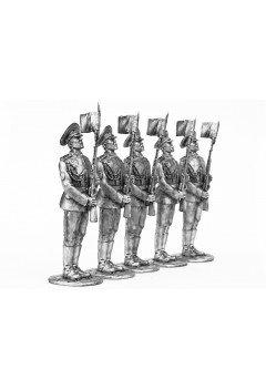 Linear. Victory parade.