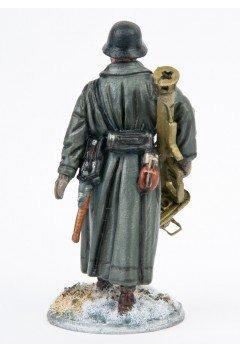 German soldier with Panzerschreck