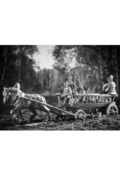 """""""Makhnovtsy"""", 1918-1919"""