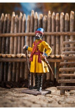 Shooter of the Butyrsk regiment, second half of the 17th century.