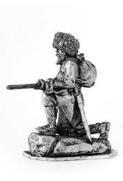 Cossack - plastun